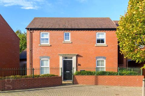 3 bedroom detached house to rent - Green Wilding Road, Holmer, Hereford, HR1 1GB
