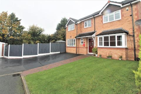 4 bedroom detached house for sale - Kelso Close, Wrexham