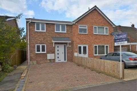 3 bedroom semi-detached house for sale - St. Peters Crescent, Bicester