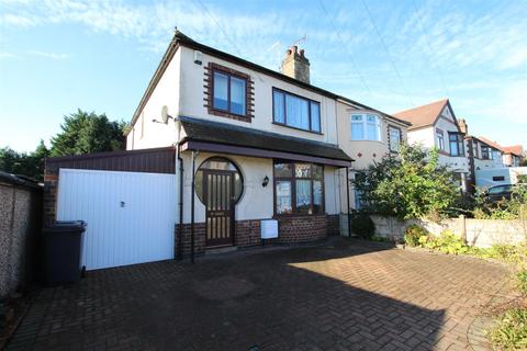 3 bedroom semi-detached house for sale - Foston Avenue, Burton