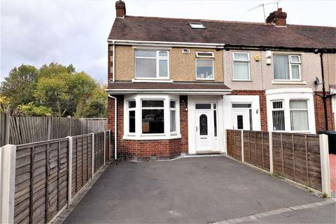 3 bedroom end of terrace house for sale - Parry Road, Wyken, Coventry, CV2