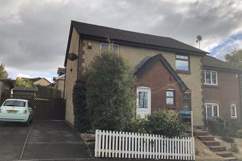 2 bedroom end of terrace house for sale - Ffordd Dewi, Llangyfelach, Swansea