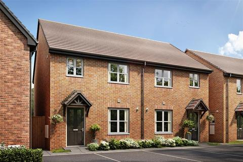 3 bedroom semi-detached house for sale - The Flatford - Plot 161 at Burleyfields, Stafford, Martin Drive ST16