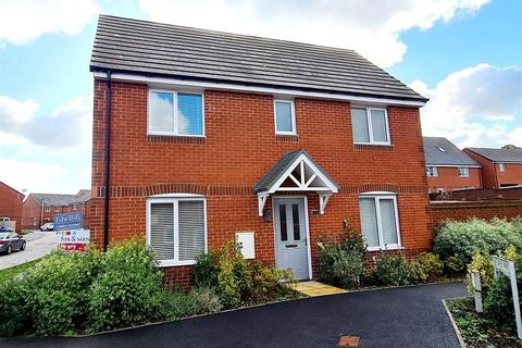 3 bedroom detached house for sale - Gale Way, Tiverton