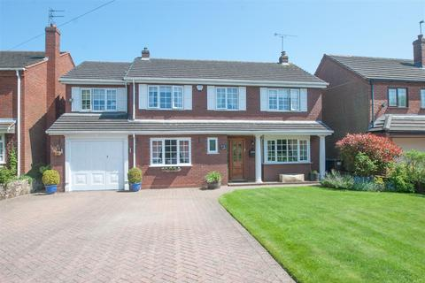 5 bedroom detached house for sale - Rake End, Hill Ridware