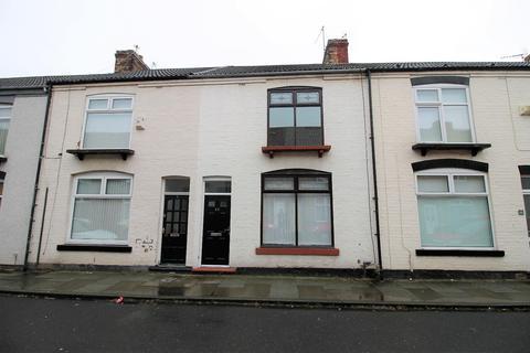 3 bedroom terraced house for sale - Ida Street, Stockton-On-Tees