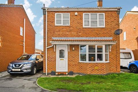 3 bedroom detached house for sale - Fieldside Close, Thorngumbald, HU12