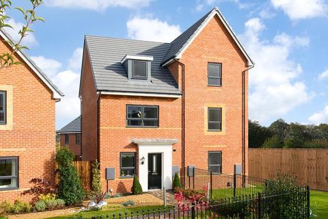 4 bedroom end of terrace house for sale - Plot 156, Kingsville at Momentum, Waverley, Highfield Lane, Waverley, ROTHERHAM S60