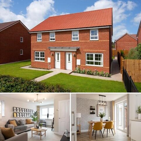 3 bedroom semi-detached house for sale - Plot 92, Maidstone at Blossom Park, Hebron Avenue, Pegswood, MORPETH NE61