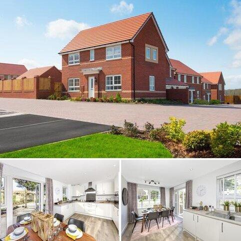 3 bedroom detached house for sale - Plot 232, ENNERDALE at Barratt Homes @Mickleover, Kensey Road, Mickleover, DERBY DE3