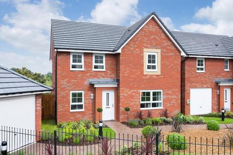 4 bedroom detached house for sale - Plot 201, RADLEIGH at Berry Hill, Lindhurst Way West, Mansfield, MANSFIELD NG18