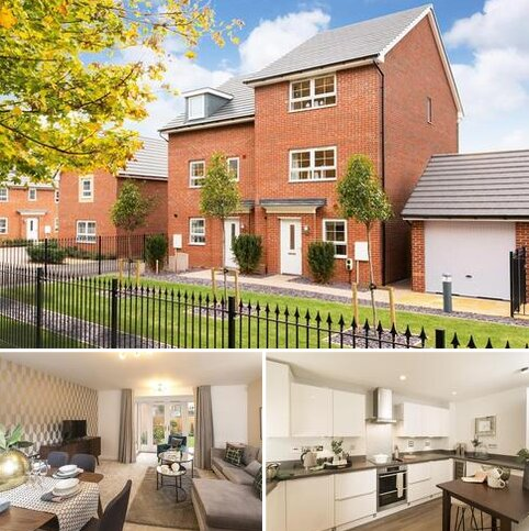 4 bedroom semi-detached house for sale - Plot 84, WOODCOTE at Deram Parke, Prior Deram Walk, Canley, COVENTRY CV4