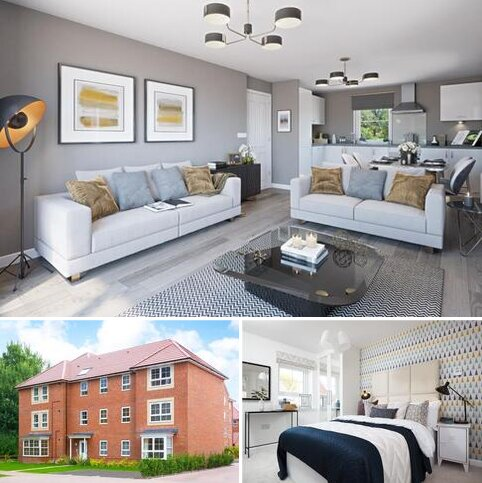 2 bedroom apartment for sale - Plot 292, Hornsea at City Heights, Somerset Avenue, Leicester, LEICESTER LE4