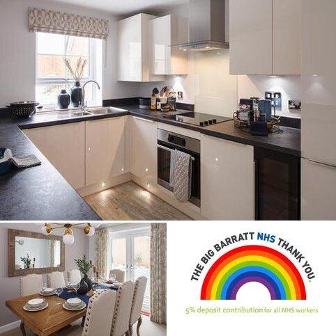 6 bedroom semi-detached house for sale - Plot 21, Fircroft at Beeston Quarter, Technology Drive, Beeston, NOTTINGHAM NG9