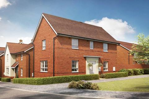 3 bedroom semi-detached house for sale - Plot 297, Moresby at St Rumbold's Fields, Tingewick Road, Buckingham, BUCKINGHAM MK18