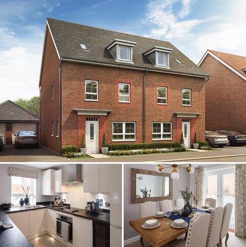 6 bedroom semi-detached house for sale - Plot 20, FIRCROFT at Beeston Quarter, Technology Drive, Beeston, NOTTINGHAM NG9