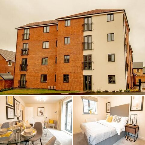2 bedroom apartment for sale - Plot 179, The Mimosa at Chase Farm, Gedling, Arnold Lane, Gedling NG4