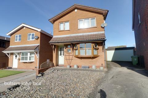 3 bedroom detached house for sale - Dexton Rise, Stafford
