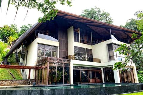 5 bedroom bungalow - Jalan Teberau 3, Ukay Heights, Selangor