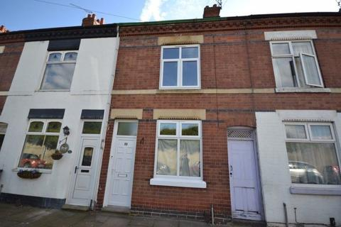 2 bedroom terraced house to rent - Boundary Road, Aylestone, Leicester, LE2 7PE