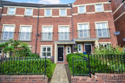 4 bedroom townhouse for sale - 4 Bedroom Townhouse for Sale on Featherstone Grove, Melbury, Newcastle Upon Tyne