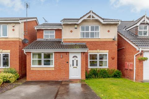4 bedroom detached house for sale - Severn Green, Nether Poppleton, York, YO26 6RE