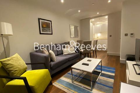 1 bedroom apartment to rent - Lincoln Plaza, Canary Wharf, E14