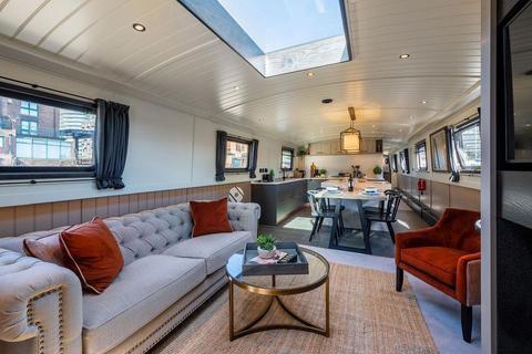2 bedroom houseboat for sale - Limehouse Waterside & Marina, Limehouse E14