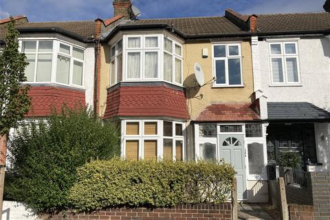 3 bedroom terraced house to rent - Dalmeny Avenue, Norbury, London, SW16