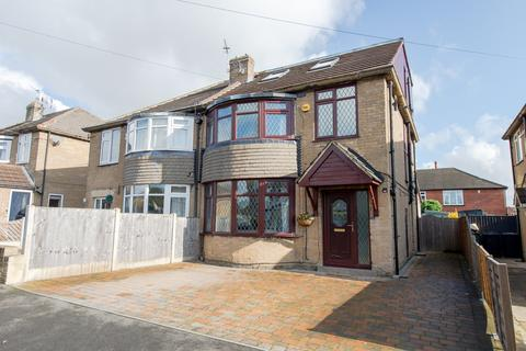 4 bedroom semi-detached house for sale - Lulworth Crescent, Leeds, LS15