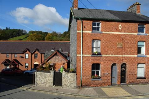 4 bedroom semi-detached house for sale - China Street, Llanidloes, Powys, SY18