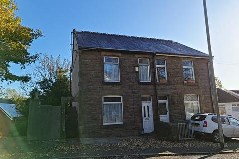 2 bedroom semi-detached house for sale - Llangyfelach Road, Brynhyfryd, Swansea, City And County of Swansea.