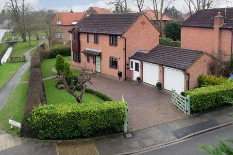 4 bedroom detached house for sale - Beckside, Elvington