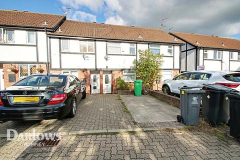 2 bedroom terraced house for sale - Heritage Park, Cardiff
