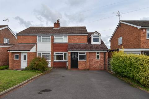 3 bedroom semi-detached house for sale - Willow Road, Bromsgrove, B61
