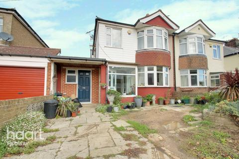 3 bedroom semi-detached house for sale - Valley View Road, Rochester