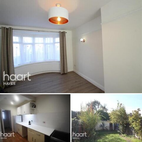 3 bedroom terraced house to rent - BOURNE AVENUE, UB3 1