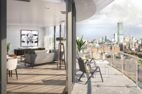 2 bedroom apartment for sale - Marylebone X1 Manchester Waters M16