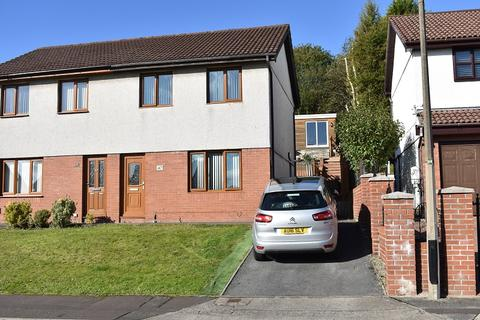 3 bedroom semi-detached house for sale - Parc Avenue, Morriston, Swansea, City And County of Swansea. SA6 8HH