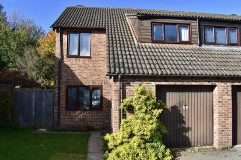 3 bedroom semi-detached house for sale - Combe View, Hungerford, Hungerford RG17