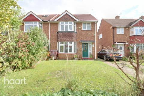4 bedroom semi-detached house for sale - Hudson Road, Hayes