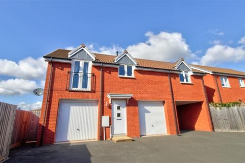 2 bedroom semi-detached house for sale - Nile Road, Greenacres, Exeter