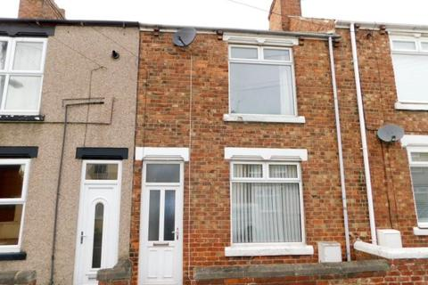 2 bedroom terraced house for sale - GLADSTONE TERRACE, COXHOE, DURHAM CITY : VILLAGES EAST OF
