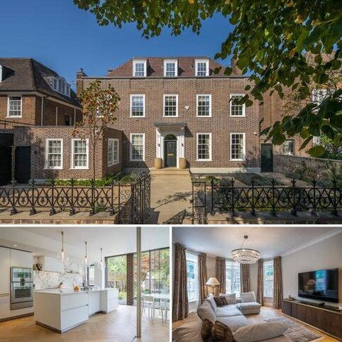 6 bedroom detached house for sale - Springfield Road, St John's Wood, London, NW8