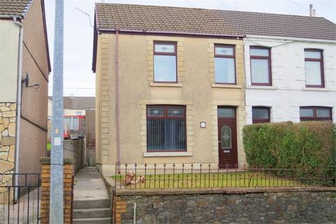 3 bedroom end of terrace house for sale - Bridgend Road, Garth, Maesteg, Mid Glamorgan