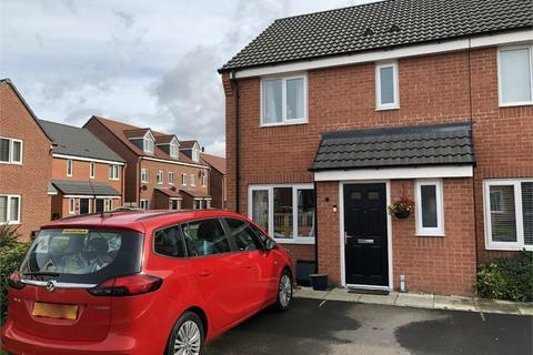 3 bedroom end of terrace house for sale - 50 Upton Drive, BURTON-ON-TRENT, Staffordshire