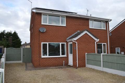 2 bedroom semi-detached house for sale - Simons Road, Market Drayton TF9