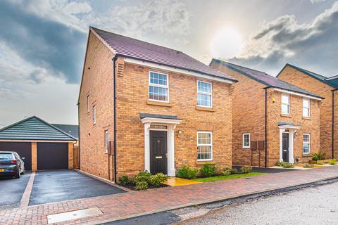 4 bedroom detached house for sale - Red Admiral Road, Worksop