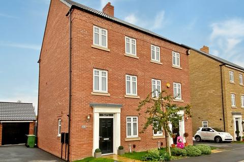 4 bedroom semi-detached house for sale - Park View, Wetherby