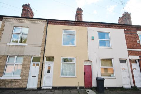 2 bedroom terraced house to rent - Boundary Road, Leicester